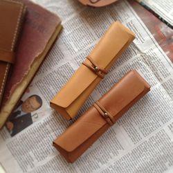 Pencil Case. Cross Folding