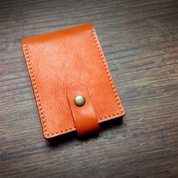 Card Purse Multi Pocket-N20 [Kansas Carrot]