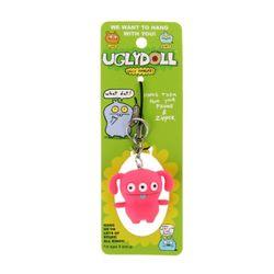 [KINKI ROBOT] Uglydoll zipperpulls Peaco (1407011)