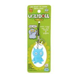 [KINKI ROBOT]Uglydoll zipperpulls IceBat(1407015)