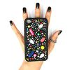 [smooch] Beadz Bird ������4.4S Phonecase - Black
