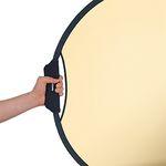 [매틴] 그립형 반사판 82cm (Sunlight-White)