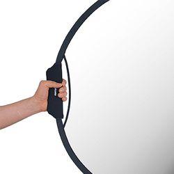 [매틴] 그립형 반사판 82cm (Silver-Black)