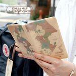 [아울렛] 코리아맵 여권커버