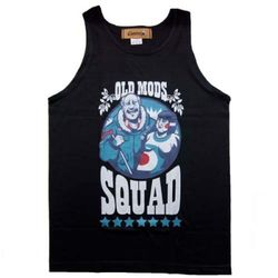 Old mods squad tank top(black)