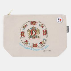 [Talented] QUEEN LIZ PLATE PURSE