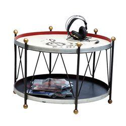 베이스 드럼 커피테이블