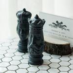 체스 커플 천연비누 만들기 세트
