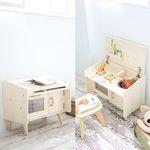 파파맘 데스크 소꿉놀이장 DIY