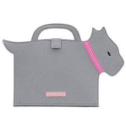 퍼지타운 아트폴리오-핑크리본 퍼피