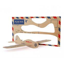 비행기 포스트카드 (SK PLANEMAIL1)