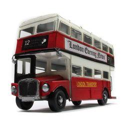 빈티지 런던 2층 버스 MK8515AB
