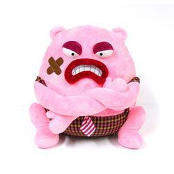 개부장 인형 (핑크-화나)