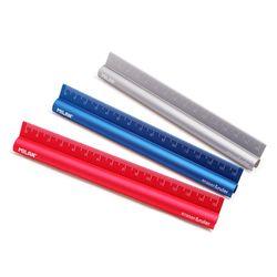 MILAN 메탈터치 Ruler&Eraser