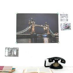 웰컴투 런던 포토그래픽 포스터-A2