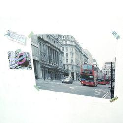 웰컴투 런던 포토그래픽 포스터-A3
