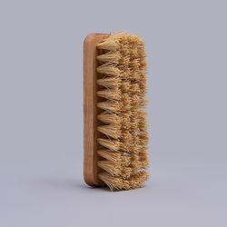 단면 손톱 브러쉬 (물푸레나무)