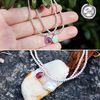 �� �ǹ��� ����(4types) gemstone silver bracelet