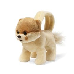 4037136 월드넘버원 부 강아지 인형가방