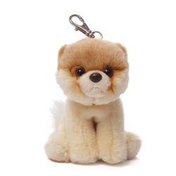 4040477 열쇠고리 부 강아지인형