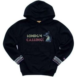 LONDON CALLING Hoody(black)