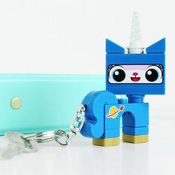 레고 LED 키체인-스페이스 유니