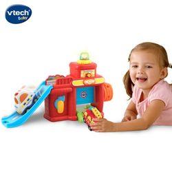 vtech 브이텍 뛰뛰빵빵 드라이버 소방서놀이 V128503