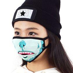그래픽마스크 Graphic Mask - Yeti