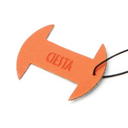 소니 40.5mm 전용 렌즈 캡 스킨 - 오렌지