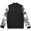 [30%��] PM neoprene blousonPM140929-01black+grey