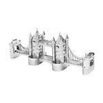 3D 메탈미니 런던 타워 브리지(실버)