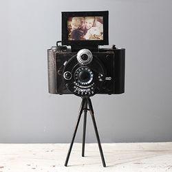 스탠딩 엔틱 카메라