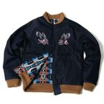 Bird of Prey Denim reversible Jacket