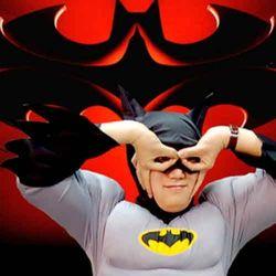 배트맨 근육 코스튬 의상 (국내제조 라이센스)