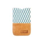 [bakker] 캔버스 & 가죽 아이폰 파우치_books