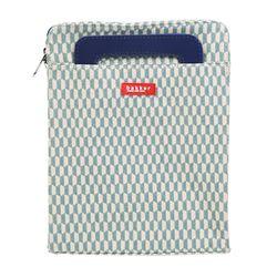 [bakker] Canvas iPad pouch_books