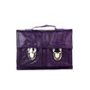 [bakker] Mini Leather Satchel_violet