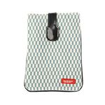 [bakker] Canvas & Vinyle iPad mini pouch_books