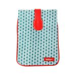 [bakker] Canvas & Vinyle iPad mini pouch_X/tur