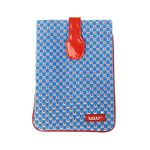 [bakker] Canvas & Vinyle iPad mini pouch_K/scope