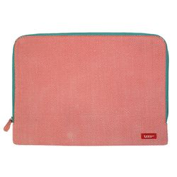 [bakker] Canvas 15inch Slim Pouch(노트북)_C/Orange