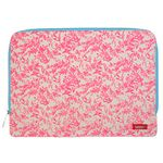[bakker] Canvas 15inch Slim Pouch(노트북)_J/N pink