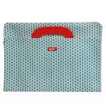 [bakker] Canvas 15inch Laptop Pouch(노트북)_X/tur