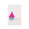 [bakker] Greeting Card_birthday cupcake