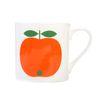 Mug Large 머그컵 (Apple orange)