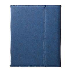 바인더북 A4 (자석형) Saffiano Pattern [블루]