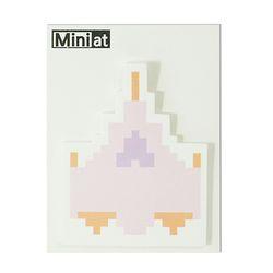 미니앳 리필 8비트 레드 Mini at REFILL 8BIT red