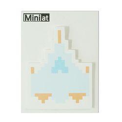 미니앳 리필 8비트 블루 Mini at REFILL 8BIT blue