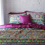 AM) Q������ Reverse Bedding - Aztec Rory