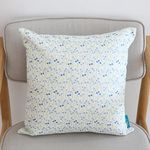 PM) SHINING NATURE CUSHION - Forget me not